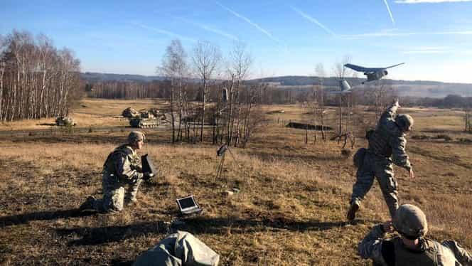 Americanii au trimis drone super performante în România! Cu asemenea modele a fost ucis generalul iranian Soleimani