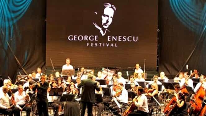 """Unde și când are loc Festivalul și Concursul """"George Enescu"""". Program și bilete"""