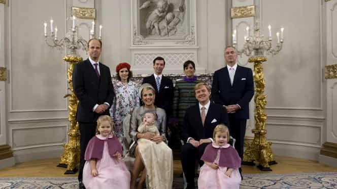 Doliu în familia regală