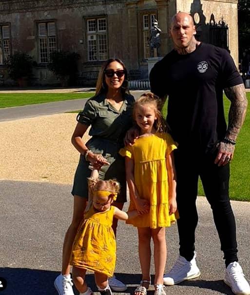 Cine este și cum arată soția lui Martyn Ford, cel mai puternic om din Marea Britanie. Cei doi au două fete împreună