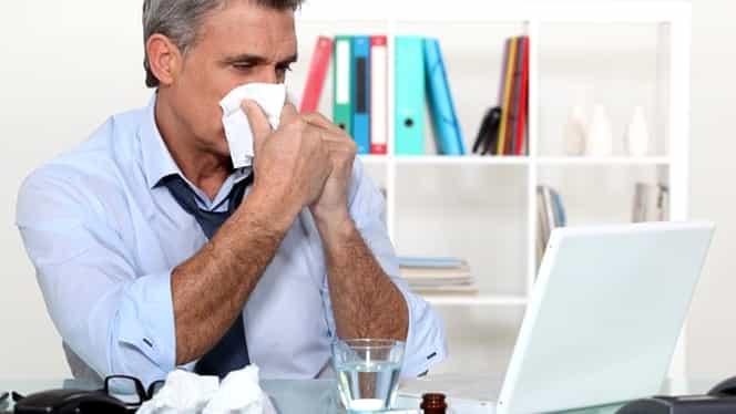 Gripa, simptome și tratament! Care e diferența între gripă și răceală