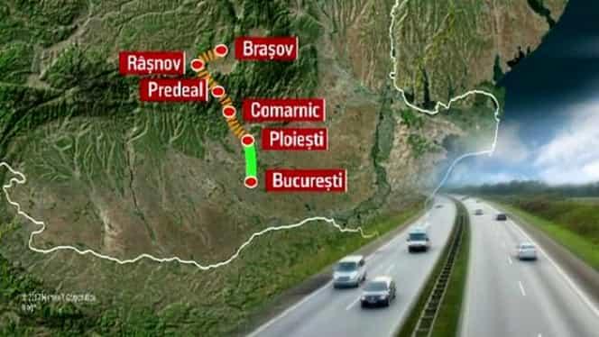 Ultimul tun al guvernului Dăncilă: S-a semnat contractul cu constructorul chinez pentru autostrada Ploiești – Brașov. Șoferii vor plăti 6 euro la 100 de km