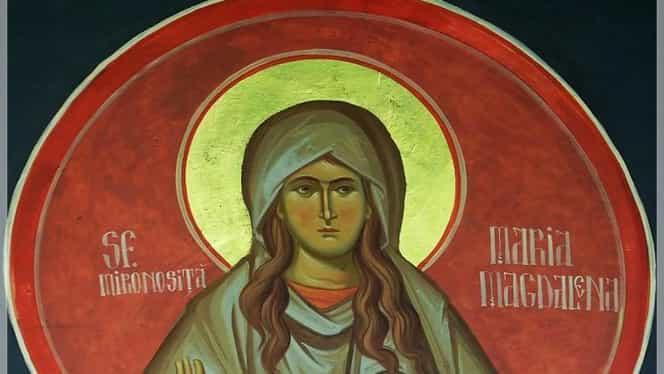 Ce sfînt este marcat astăzi in calendarul ortodox! Mii de românce îi poartă numele
