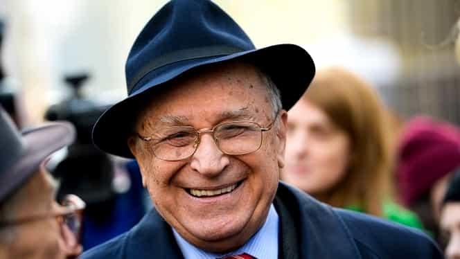 Ion Iliescu, urmărit penal în dosarul Revoluţiei