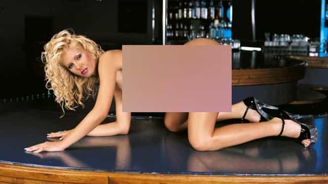 Doamne, ce TRANSFORMARE! În 2001, Andreea Bănică POZA goală în Playboy, dar ACUM sânii i-au EXPLODAT pur şi simplu de la sarcină! Cum ARATĂ! Galerie FOTO