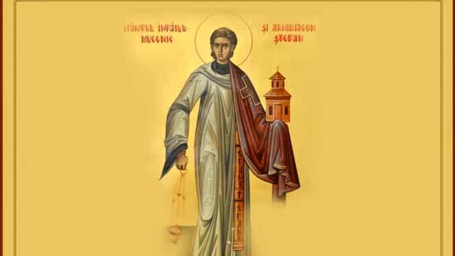 Calendar ortodox, 27 decembrie. Milioane de români poartă numele Sfântului pomenit astăzi