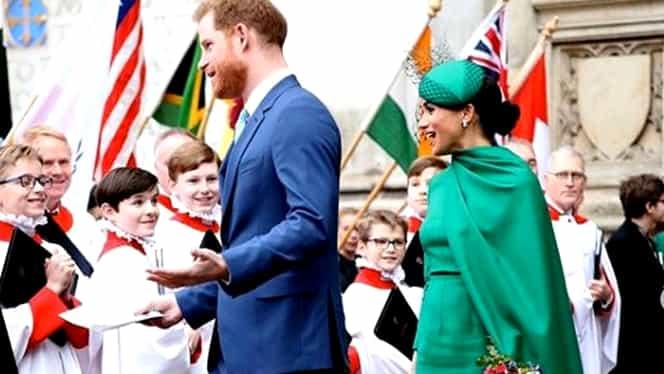 """Prințul Harry și Meghan Markle au părăsit Canada: """"Mutarea a fost planificată de ceva timp"""""""