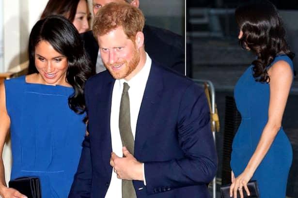 """Bebelușul lui Meghan Markle și al Prințului Harry va primi titlul de """"Conte de Dumbarton"""" sau """"Contesă de Mountbatten-Windsor"""", după cum anunțăDaily Mail."""