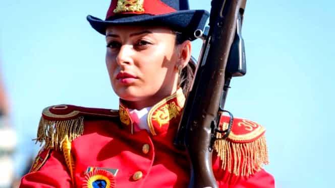 Cine este femeia care va purta drapelul României, la parada de 1 Decembrie! Cum va fi îmbărcată Ecaterina Diaconu
