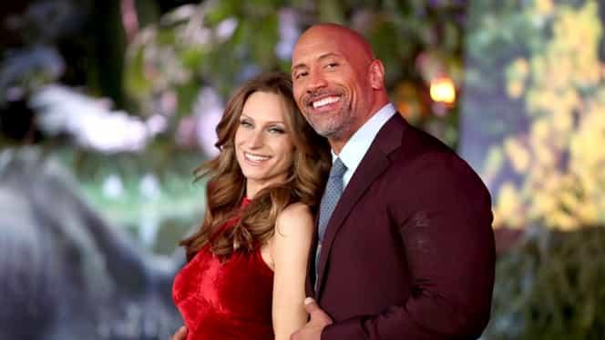"""Dwayne """"The Rock"""" Johnson s-a însurat în weekend. Cum arată și cine este noua lui soție. FOTO"""
