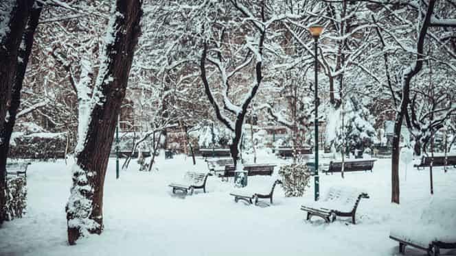 Prognoza meteo marți, 20 noiembrie: temperaturi de 0 grade