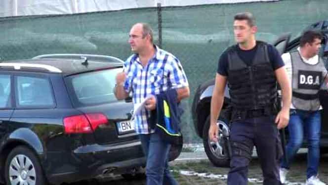 Polițistul de rutieră din Bistrița care a luat mită a primit 3 ani de închisoare