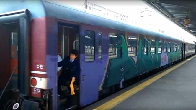 Sfânta Parascheva schimbă mersul CFR! Două trenuri au fost introduse pentru pelerinajul de la Iaşi