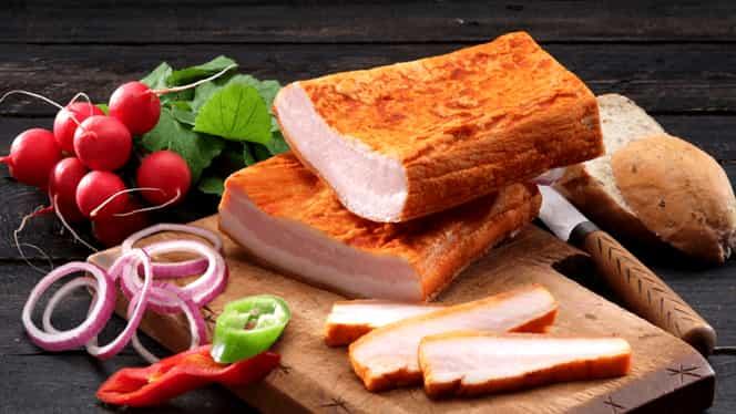 """Doctorul Gheorghe Mencinicopschi a spus adevărul despre slănina de porc: """"Nu îngraşă"""""""