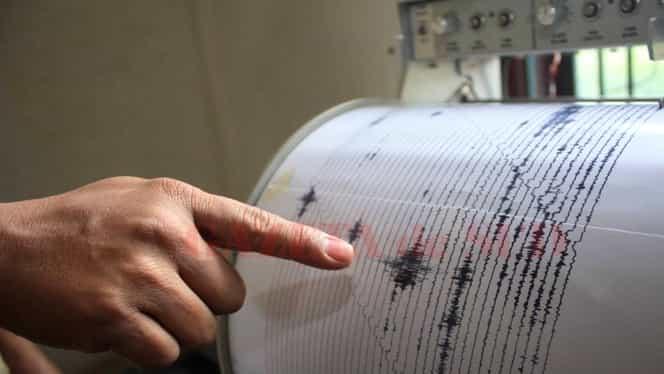 Val de cutremure în judeţul Buzău! Ultimul dintr-o serie de patru a avut 3,3 pe Richter!