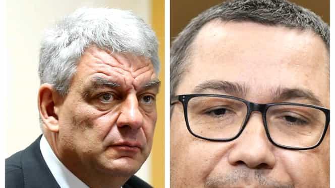"""Mihai Tudose, un nou atac la adresa lui Victor Ponta! """"Minte! Se visează președinte în 2024"""""""
