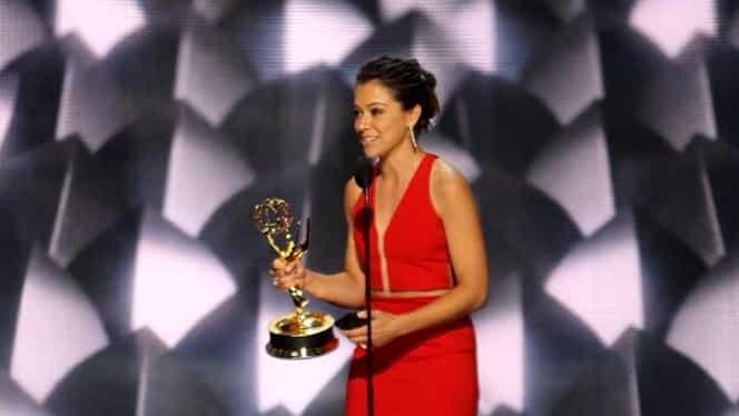 O româncă a luat premiul Emmy pentru cea mai bună actriţă