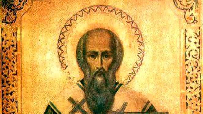 Calendar ortodox, 26 februarie: Preacuviosul părintele nostru Porfiriu
