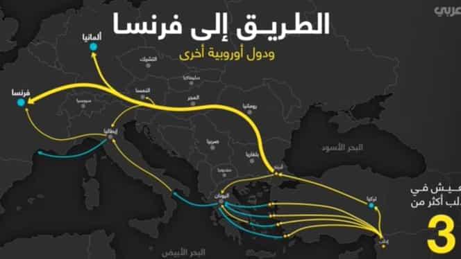 Turcia a deschis granița către Europa pentru 76 de mii de migranți din Siria, Afganistan și Irak! Erdogan: Am deschis porţile. Şi nu le vom închide