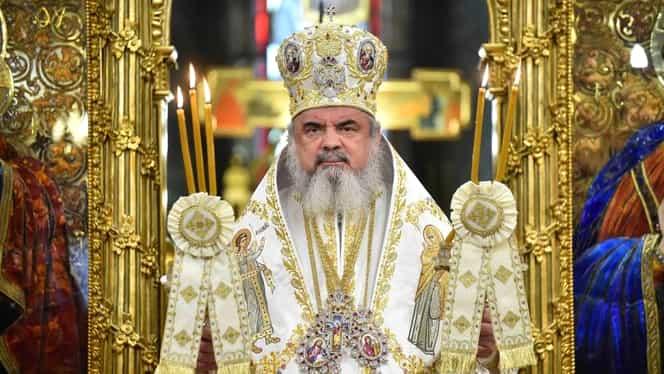 Patriarhul Daniel se plimbă într-un Mercedes-Maybach fărăRCA plătit. A cui este mașina
