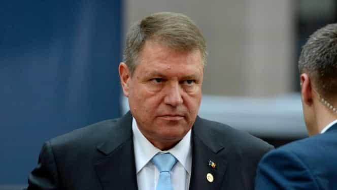 Mesaj dur al președintelui Klaus Iohannis! A pus presiune pe Guvern