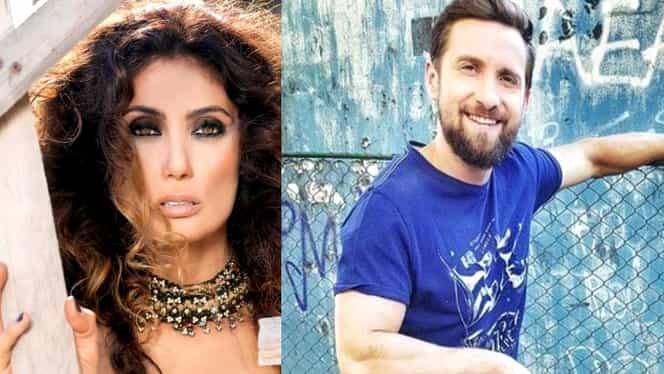 """Claudia Pavel a recunoscut că este atrasă de Dani Oțil. Prezentatorul de la Neața: """"Nu mă așteptam să mă alegi tocmai pe mine"""""""