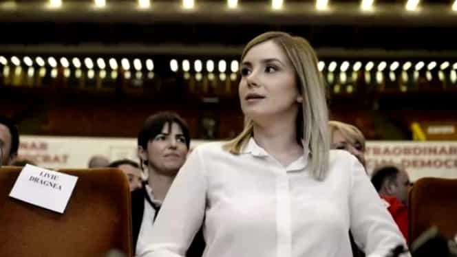 """Irina Tănase, iubita lui Liviu Dragnea, despre numirea ei la conducerea Organizaţiei de femei a PSD: """"Nu intru în politică"""""""