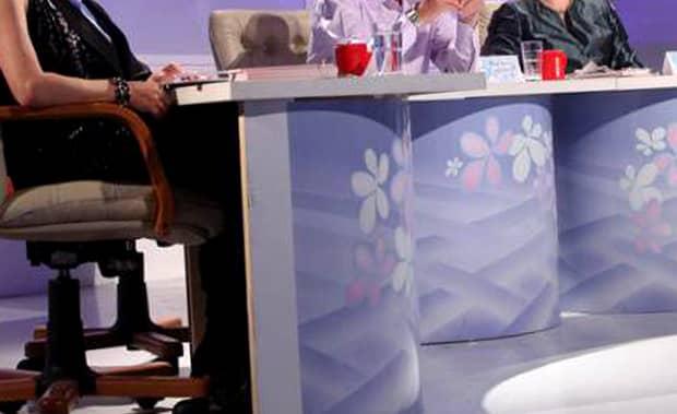CELEBRU jurat al unui concurs de talente, GRAV BOLNAV