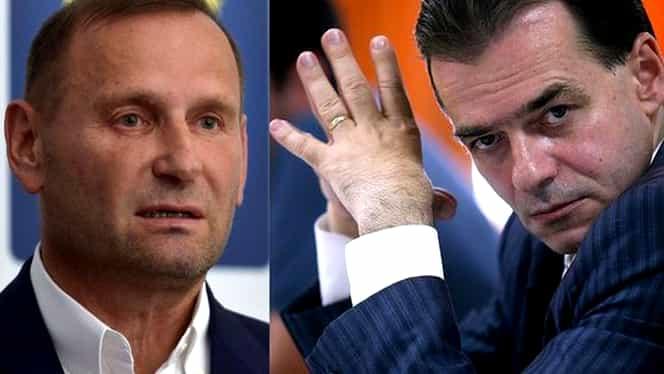Viorel Cataramă versus Ludovic Orban. Primul meci este câștigat de liderul PNL