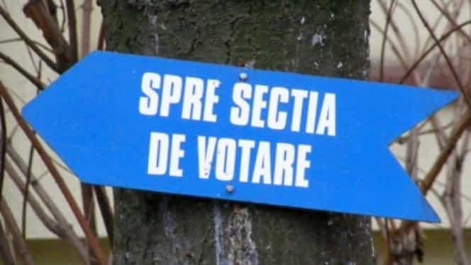 Cum afli la ce secție de votare ai fost repartizat. Poți afla rapid și ușor online AICI