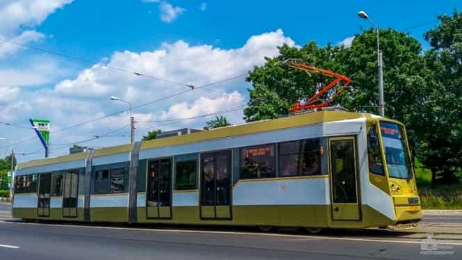 STB va reabilita 11 tramvaie cu 6,3 milioane de euro. Banii vor merge la o firmă înființată în acest an!