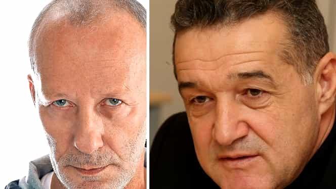 """Video. Cum l-a redus la tăcere Andrei Gheorghe pe Becali în direct: """"Habar n-ai, Gigi!"""" Ce zice patronul FCSB"""