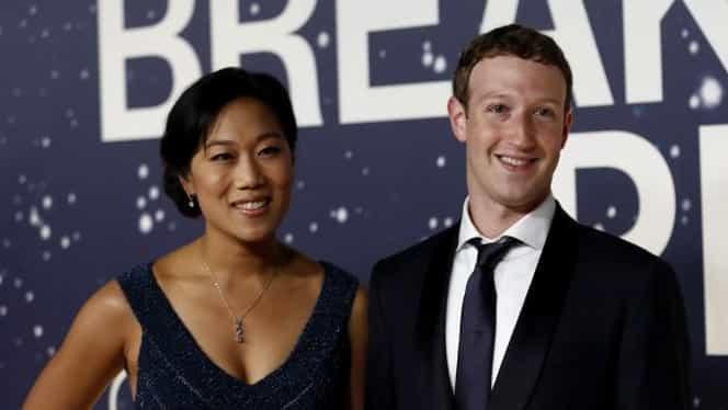 """Soția lui Mark Zuckerberg a recunoscut: """"N-o să facă mare lucru în viaţă pentru că e leneș"""""""