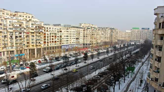 Valul de aer polar cuprinde România. Specialiştii ANM au anunţat când vin ninsorile