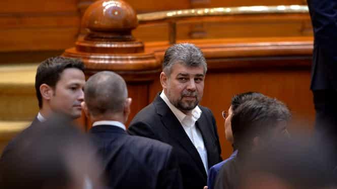 Parlamentul își suspendă activitatea, de teama coronavirusului! Anunțul a fost făcut de liderul PSD, Marcel Ciolacu