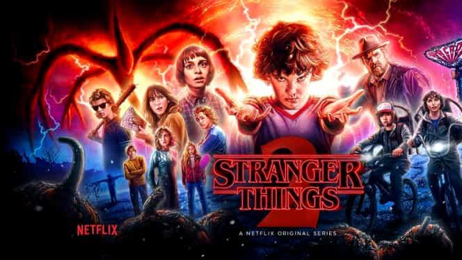 Când începe sezonul 3 din Stranger Things, serialul original Netflix