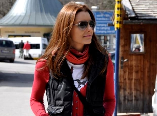 Cine este și cum arată fiica lui Mihai Gâdea. Cu ce se ocupă Karina Maiha Gâdea FOTO
