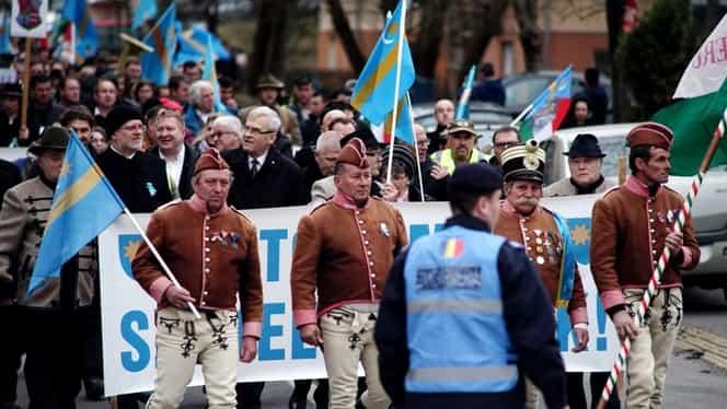 UDMR a depus un proiect pentru recunoașterea autonomiei Ținutului Secuiesc. Principalele prevederi ale deputaților