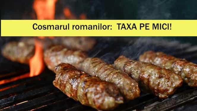 Carnea de porc, taxată ca și ţigările! Taxa pe mici, un proiect de lege ce ar putea afecta România