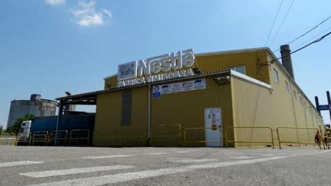Nestle își închide fabrica de la Timișoara, unde se produc napolitanele Joe