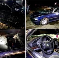 Tragedie la Arad. O mașină cu 4 tineri a plonjat în lacul Ghioroc. Două fete au murit