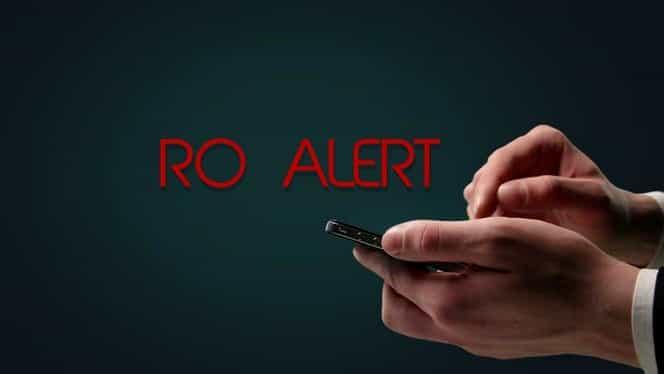 Ce este RO-Alert și cum funcționează! Alertă în caz de atac terorist, inundații amenințătoare sau fenomene meteo extreme