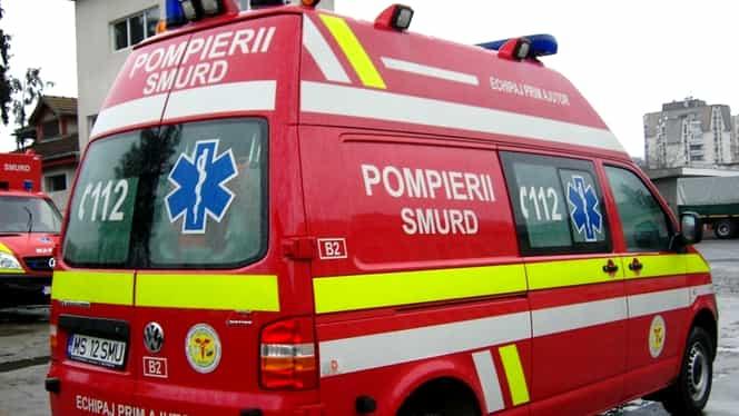 Explozie într-o școală din județul Mureș. Două persoane au fost rănite