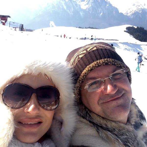 Cât de bine arată soția faimosului Axinte de la Vacanța Mare! Nu te-ai fi așteptat