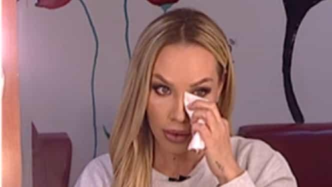 Raluca Podea s-a demachiat în direct, la TV. Fosta iubită a lui Florin Pastramă și-a arătat fața fără pic de machiaj