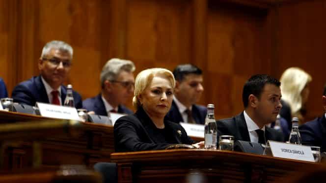 """Viorica Dăncilă, mesaj pentru PSD-iștii care votează guvernul Ludovic Orban: """"Trădătorii să meargă în partidul-foarfece"""""""