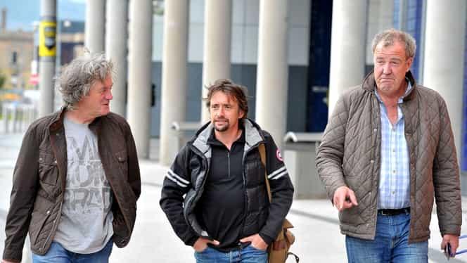 """BUGET RECORD pentru noul show pregătit de fosta echipă a """"Top Gear"""""""