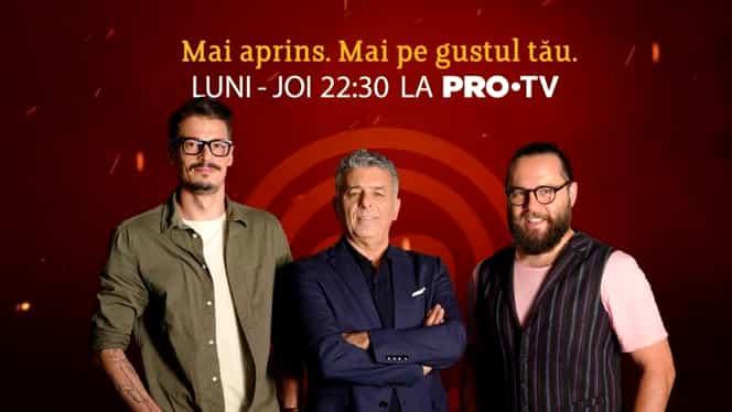 MasterChef Live pe Pro TV – Urmprește sezonul 7, episodul 3