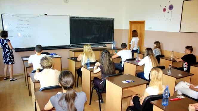 Măsuri contra răspândirii virusului gripal. Elevii din Sectorul 6 al Capitalei vor primi măști medicinale