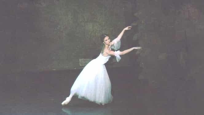 Balerina Alina Cojocaru nu va dansa, duminică, la Operă! Spectatorii îşi pot recupera contravaloarea biletelor